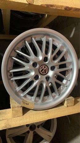 777 Литые диски R15 5/112 Volkswagen Jetta Caddy B5 Skoda a5 superb
