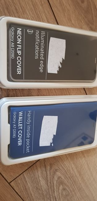 Orginalne Wallet cover Galaxy A9 (2018)