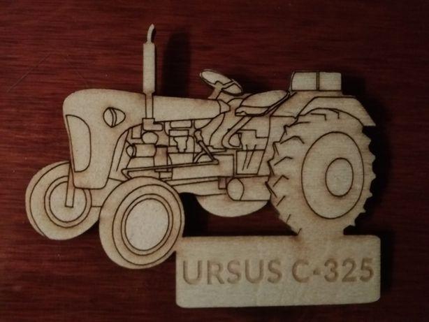 magnes prezent ursus zetor 25 c45 c325 traktor 3011 Łęczyca Tum