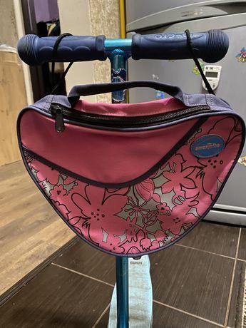 Сумка на детский велосипед, самокат smartrike