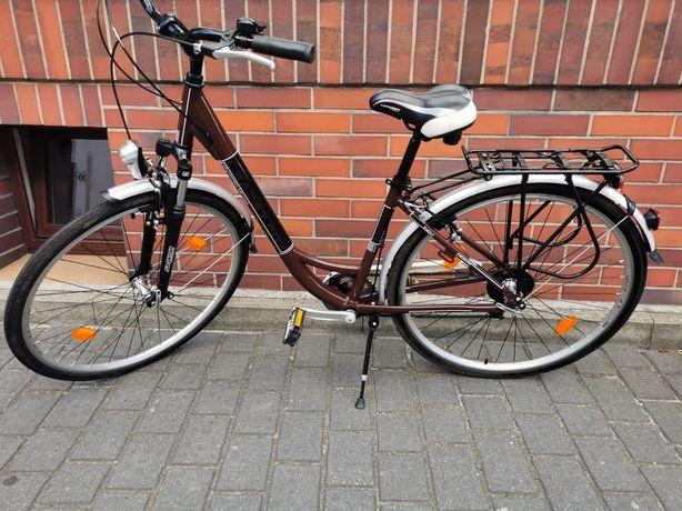 "Idealny rower Leader Fox 28"""