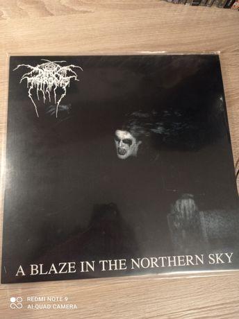 Darkthrone - A blaze in the northern sky, Winyl NM