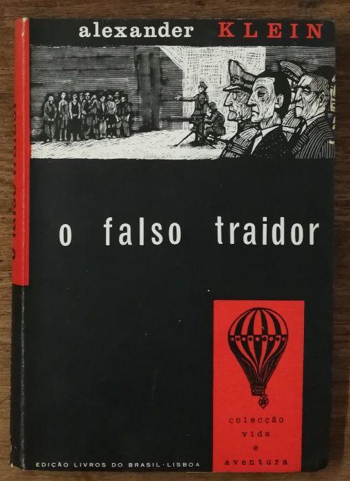 o falso traidor, alexander klein, livros do brasil Estrela - imagem 1