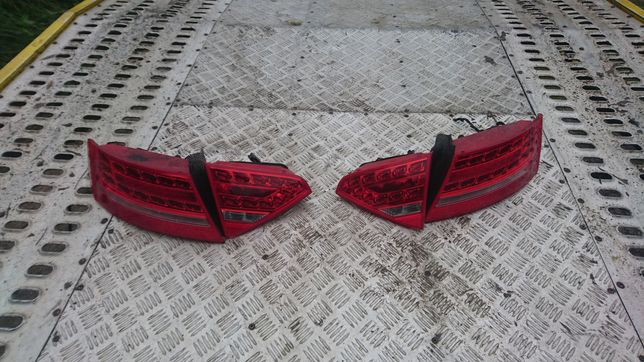 Audi s5 a5 Lapmy Tył Tylne Coupe Ledy Orginalne