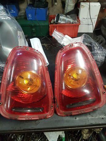 Lampy tył mini r56 cooper one 06-10 cena za komplet