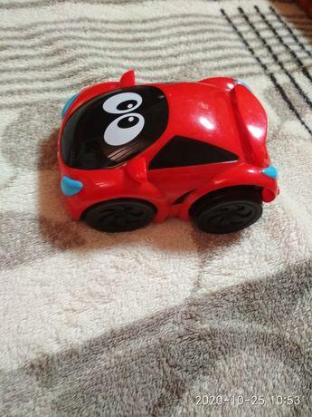 Машинка Чико для малышей