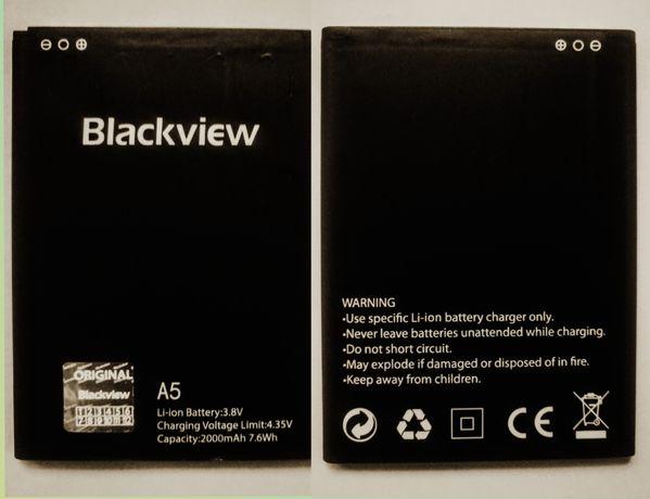 Оригинальный Аккумулятор Blackview A5