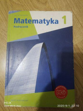 Podręcznik Matematyka z plusem 1 Zakres podstawowy GWO
