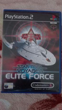 Star Trek Voyager: Elite Force ps2 unikat