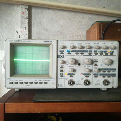 Osciloscópio METRIX ox8020
