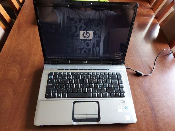 """Laptop HP 15,6""""Led/c2cd T5250/cam/2gb/160gb Polecam!"""