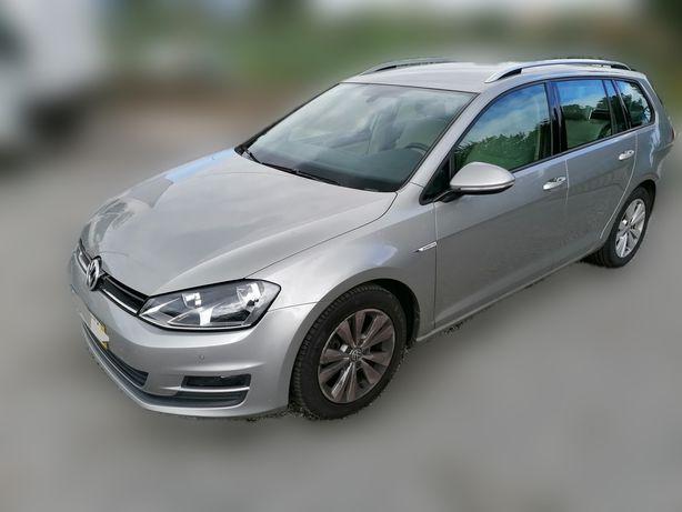 Volkswagen Golf 1.6tdi 110cv - Avariado