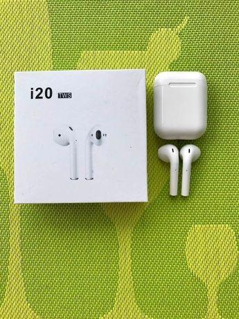 Распродажа! AirPods TWS i20 HBQ Наушники Беспроводные Apple на подарок