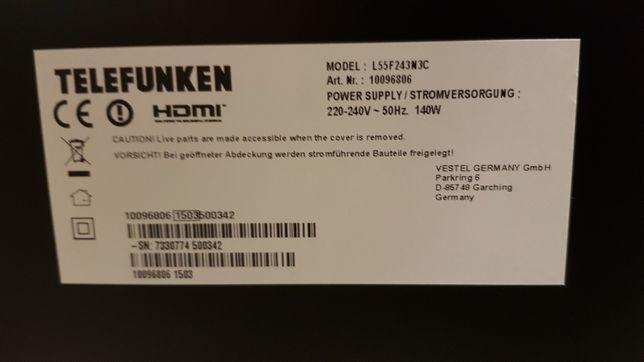 Telefunken L55F243 Full HD
