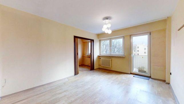 Trzypokojowe mieszkanie, 47 mkw - Bielany