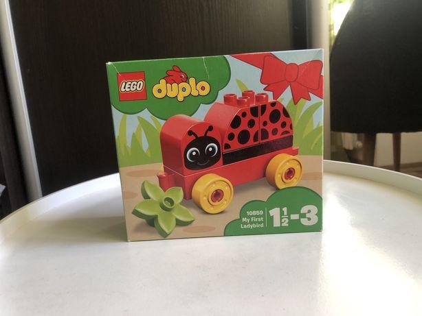 LEGO DUPLO Лего Дупло, Божья коровка, 10859