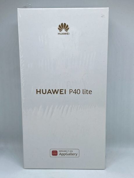Huawei P40 Lite 128GB Black GWARANCJA SKLEP M&M Galeria Echo