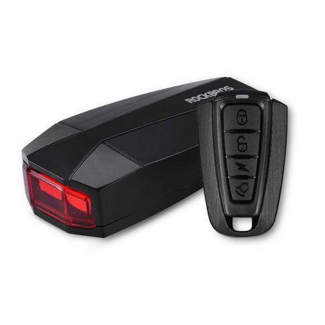 Задний фонарь для велосипеда + сигнализация RockBros TL1706A6 USB