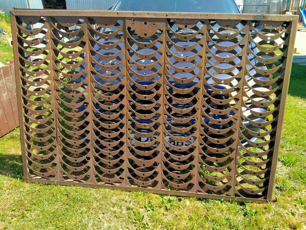 Sprzedam masywne przęsła ogrodzeniowe