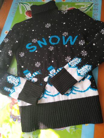 Новогодний свитерок размер С