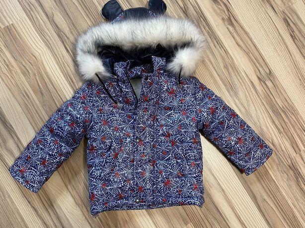 Зимняя куртка 86 см