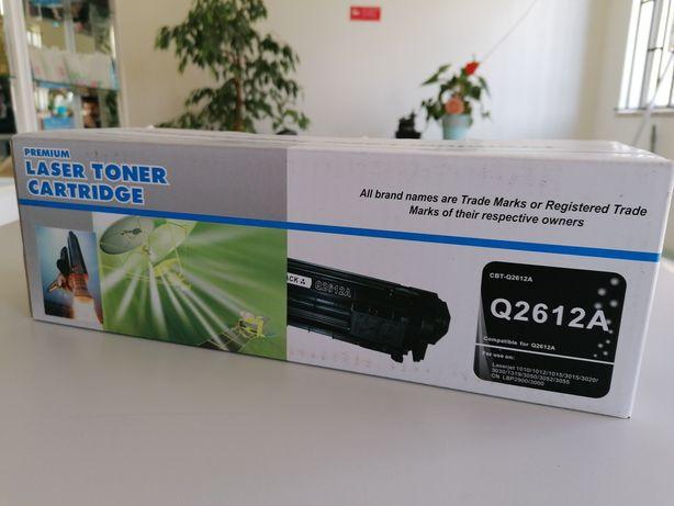 Toner HP 12A Black Q2612A Compativel