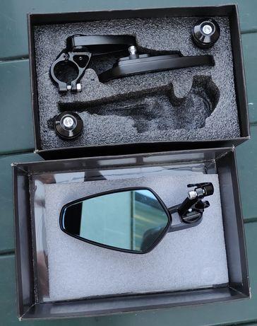 Espelhos retrovisores para mota