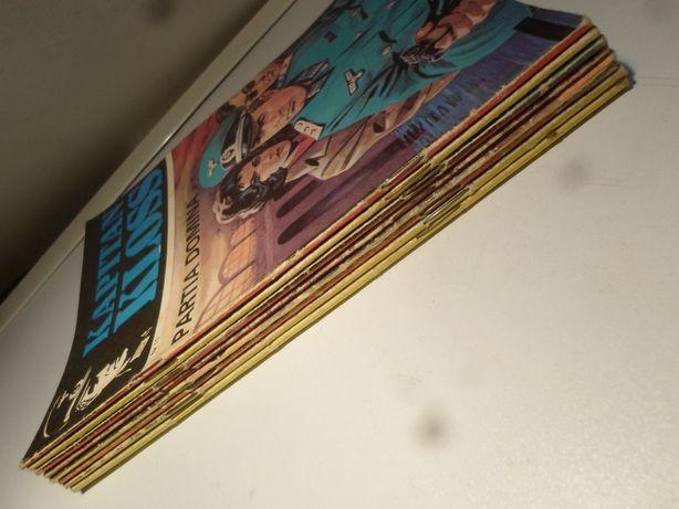 Kapitan Kloss - komiksy - wyd. II