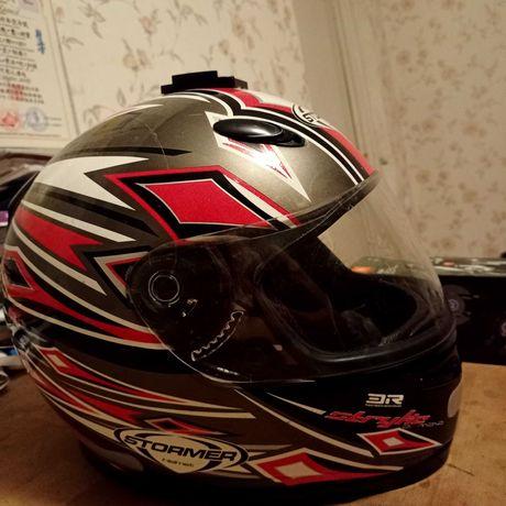 Мото шлем 999 гривен