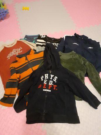 Paka ubrań dla chłopca  3-4 lata