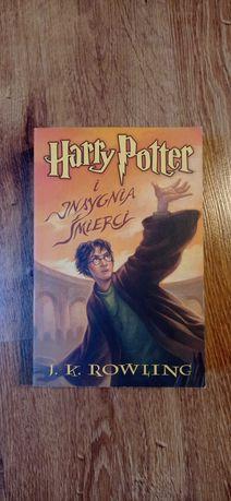 Harry Potter i insygnia śmierci - miękka okładka