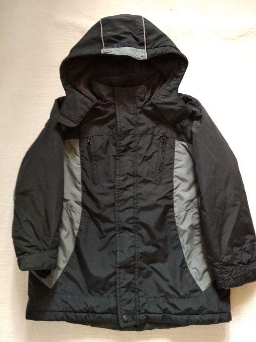 Куртка зимняя на 9-10 лет Тернополь - изображение 1
