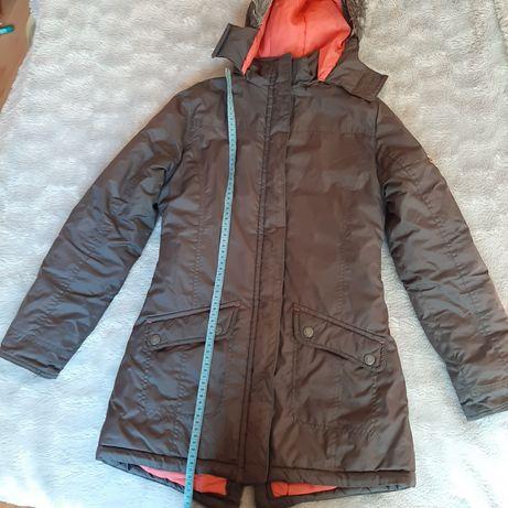 Куртка деми на 10-12 лет