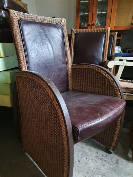 Krzesła fotele na kółkach