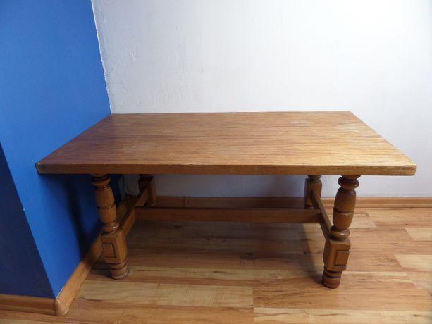 Stary stolik drewniany