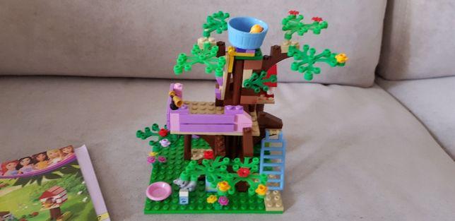 Imitacja Lego Friends domek na drzewie