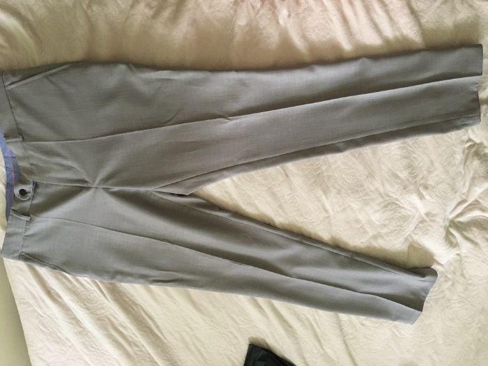 Sprzedam męski garnitur Kubenz Colorado beż. Płock - image 1