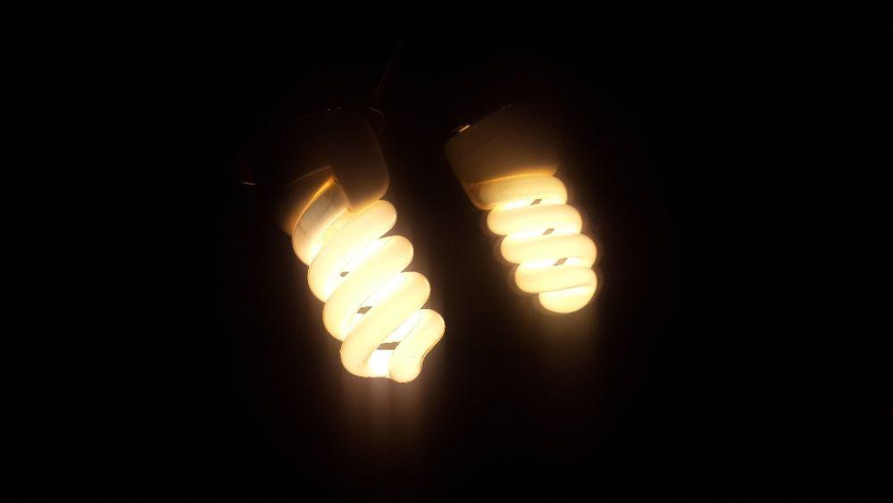 лампа энергосберегающая 9ВТ MAXUS SLIM FULL SPIRAL 2700К, Е14