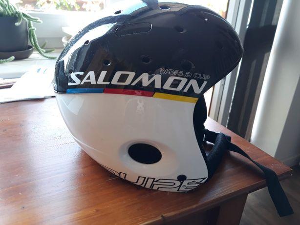 Kask SALOMON Equipe zawodniczy juniorski