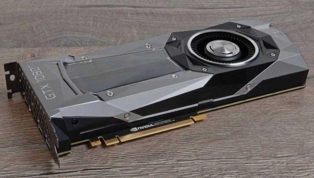 Продам карту Geforce GTX 1080 ti 11Gb Founders Edition