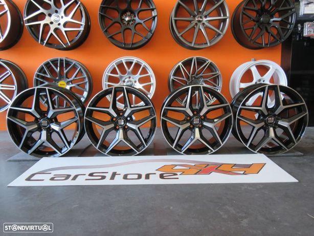 Jantes Look Seat Ibiza 6j FR 17 x 7.5 et45 5x100 Dynamic