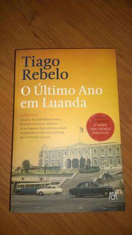 Ultimo Ano em Luanda-Tiago Rebelo