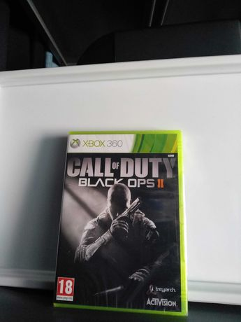 Call Of Duty: Black Ops II Xbox 360 (NOVO/SELADO)