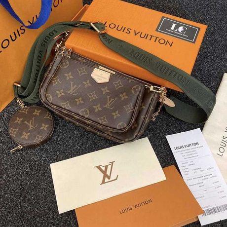 Zupełnie nowa Louis Vuitton LV Multi Pochette Accessoires