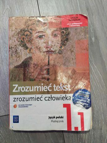 zrozumieć tekst zrozumieć człowieka 1.1 język polski