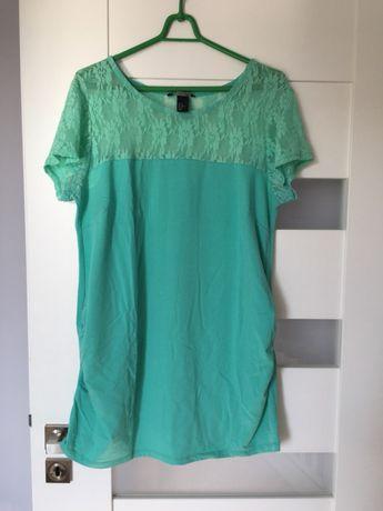 Bluzka ciążowa wizytowa H&M Mama XL
