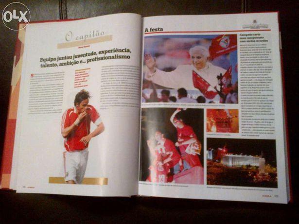 Benfica Livro Dvd Cd Oficiais