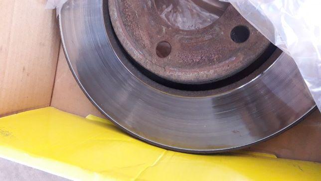 Тормозні диски на Рено Трафік
