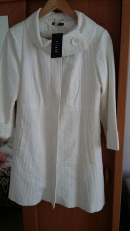 Płaszcz wiosenny, rozmiar 38