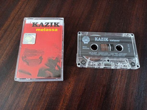 Kazik Melassa Kaseta Magnetofonowa MC S.P. Records 2000 SP - 70/00